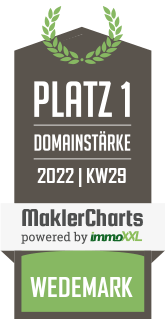 Silke Hanebuth Immobilien Bester Makler in Wedemark KW 13 immoXXL MaklerCharts