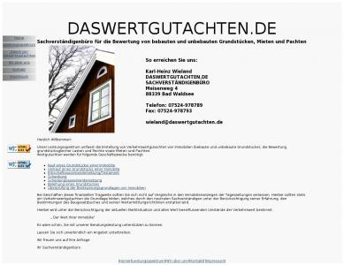 www.daswertgutachten.de