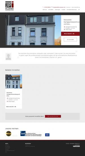 www.immobilien-pluemer.com