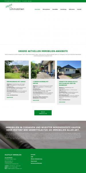 Ihlefeldt Immobilien In Wurster Nordseeküste Immoxxl Maklercharts