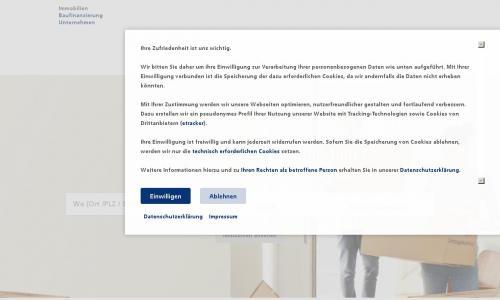 Postbank Immobilien GmbH in Hameln - immoXXL MaklerCharts